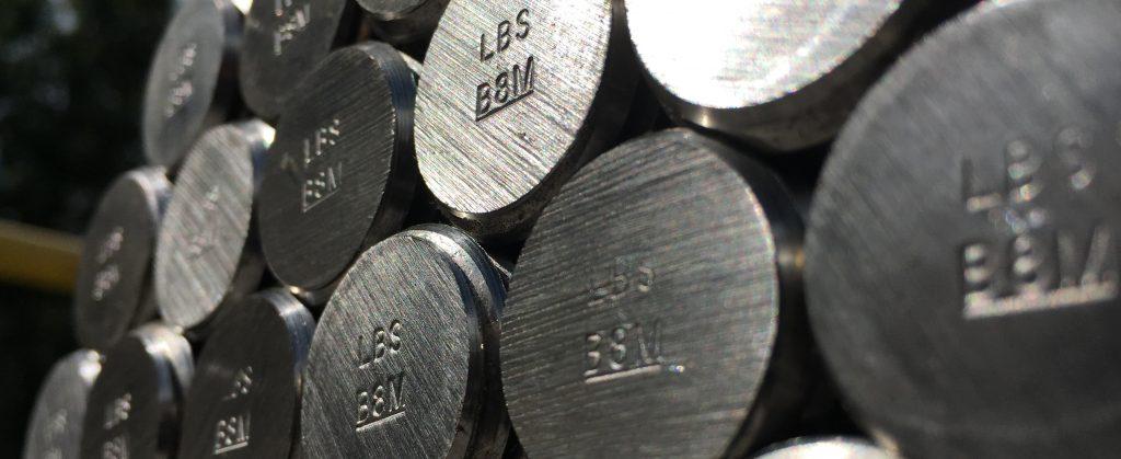ASTM A193 Grade B8M Class 2 Stud Bolts